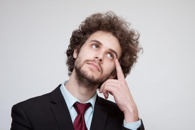 三角眉毛のお手入れ方法