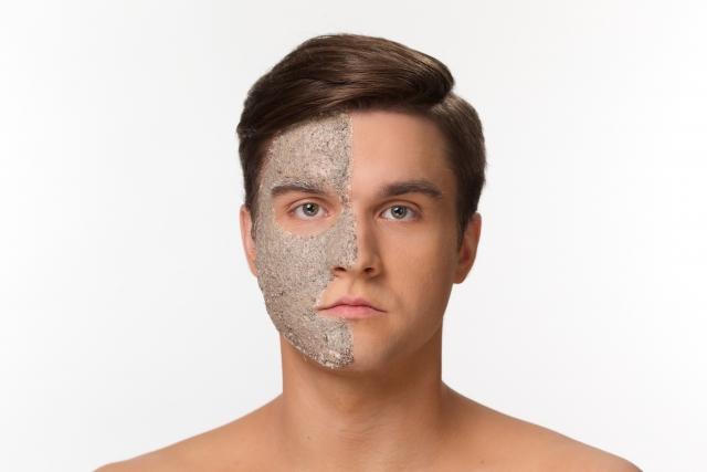 男性のお肌は女性よりも乾燥しやすい!?